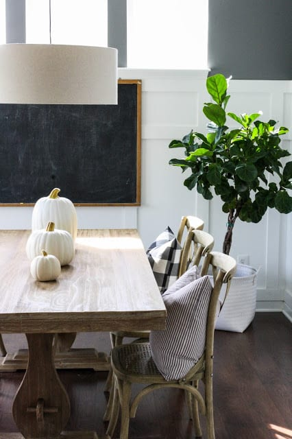 House Seven Blog Fall Home Tour