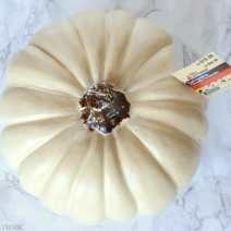 DIY Donut Pumpkin