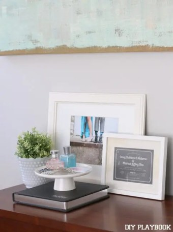Dresser Accessories Frames Bedroom