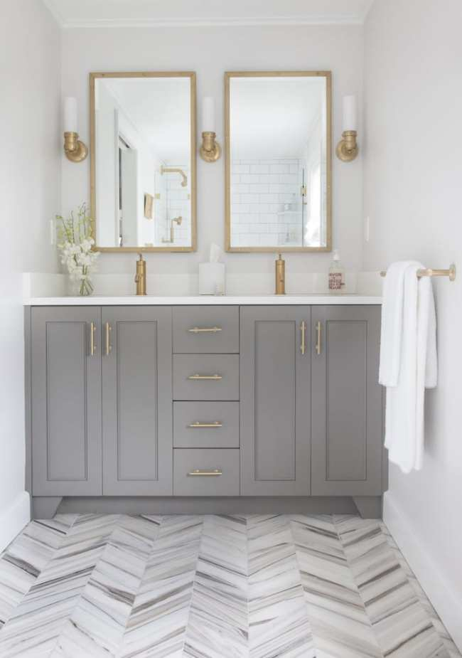 Elements of Style Bathroom