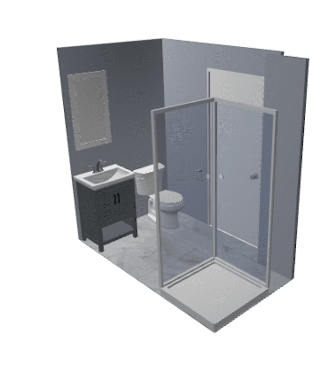 builddirect-3d-shower