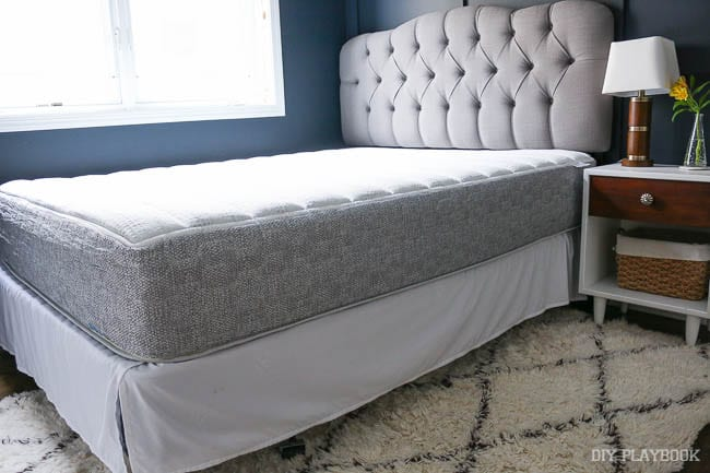 new-mattress-guest-room