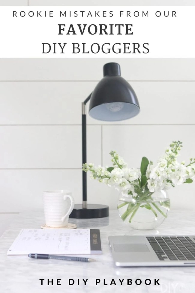 Rookie Mistakes From Our Favorite DIY Bloggers