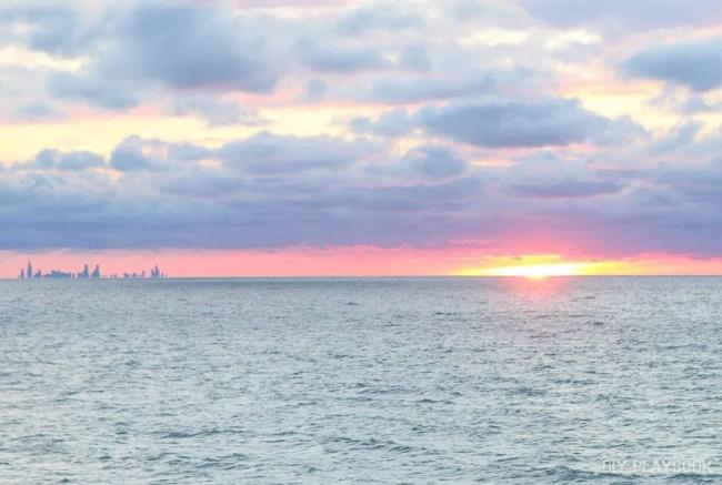 beverly-shores-chicago-sunset-lake-michigan