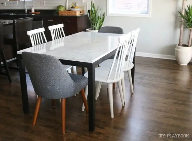 how to seal a marble dining room table diy playbook