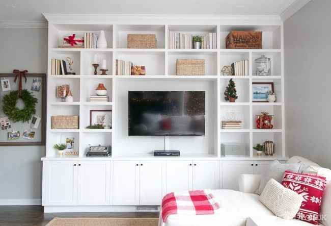 built-ins-christmas-tv