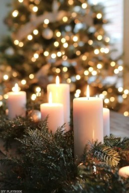 christmas-lights-candle