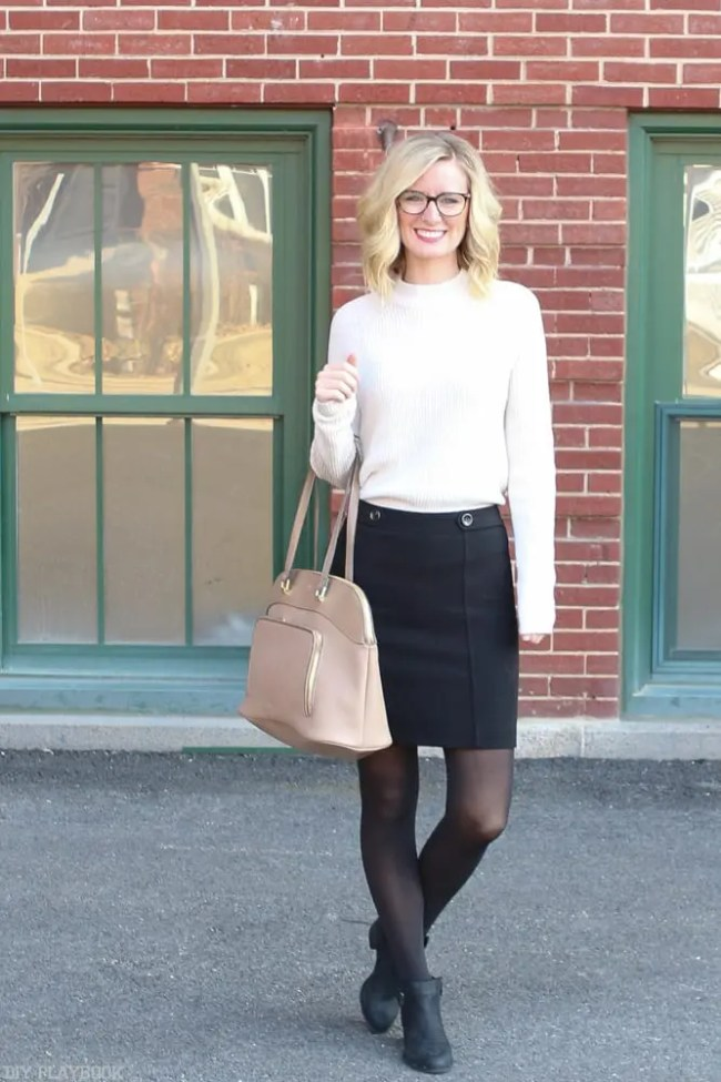 teacher-fashion-sweater-skirt-bridget-standing