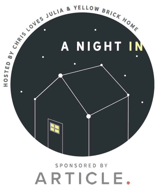 A NIGHT IN LOGO