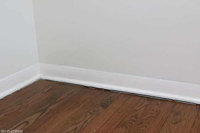 How_to_install_Shiplap_Baseboard_Progress-2