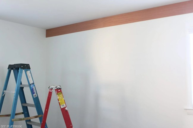 How_to_install_Shiplap_Baseboard_Progress-22