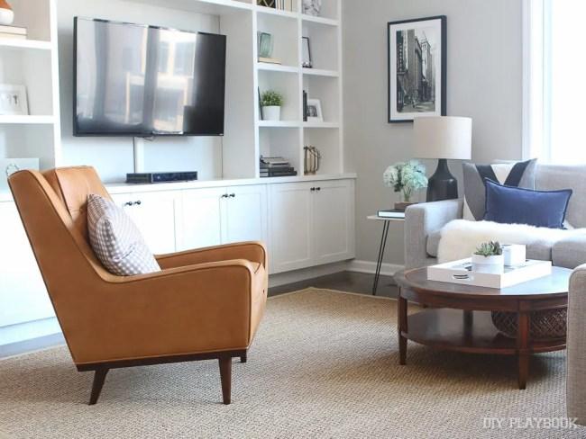 family-room-hydrangeas