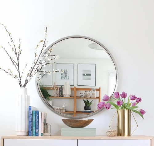 fauxdenza_mirror_Spring_branches_books_flowers-17