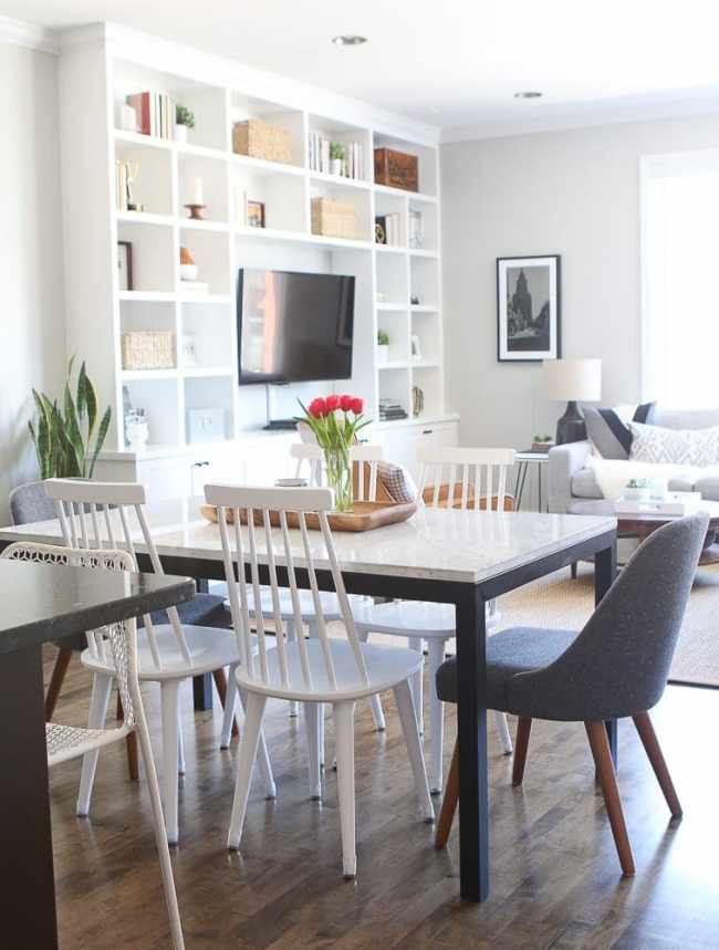 dining-room-table-built-ins