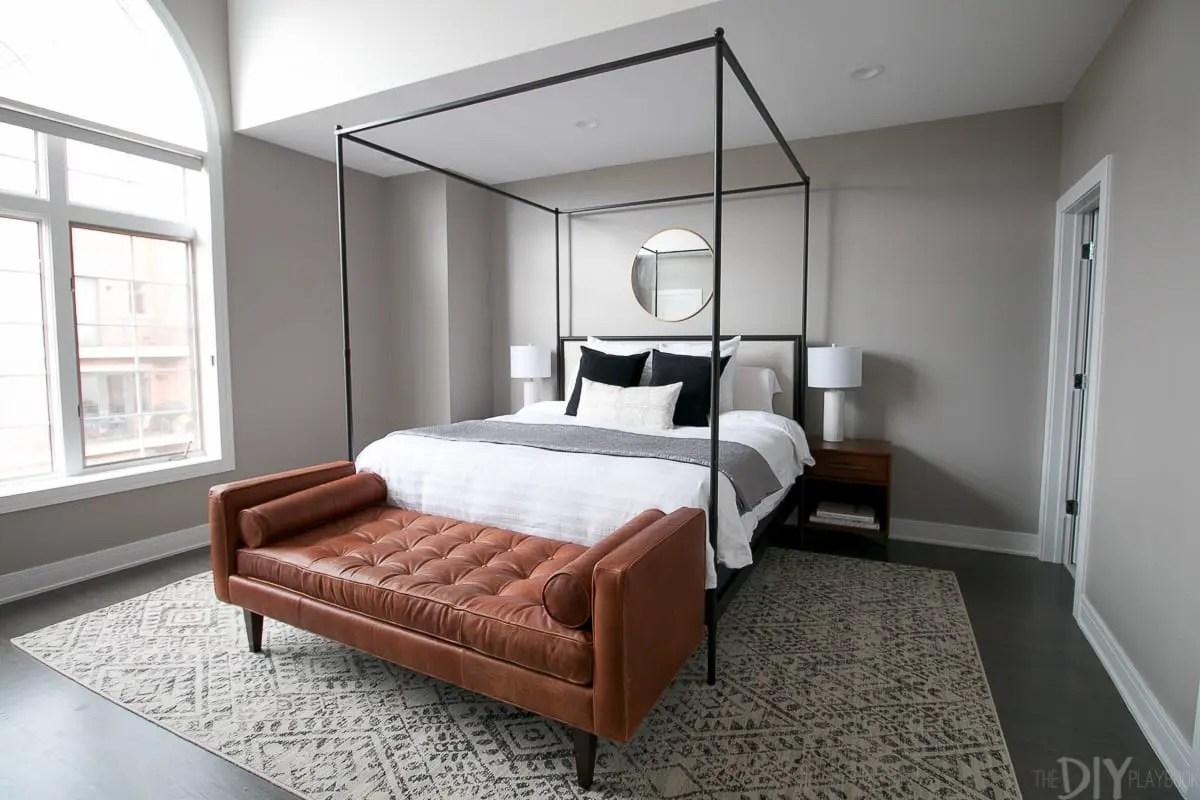modern master bedroom design makeover