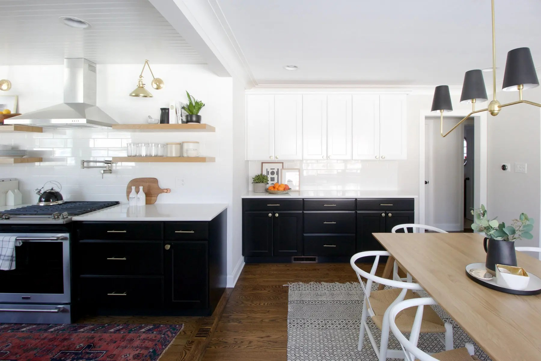 How To Clean Dark Kitchen Cabinets The Diy Playbook