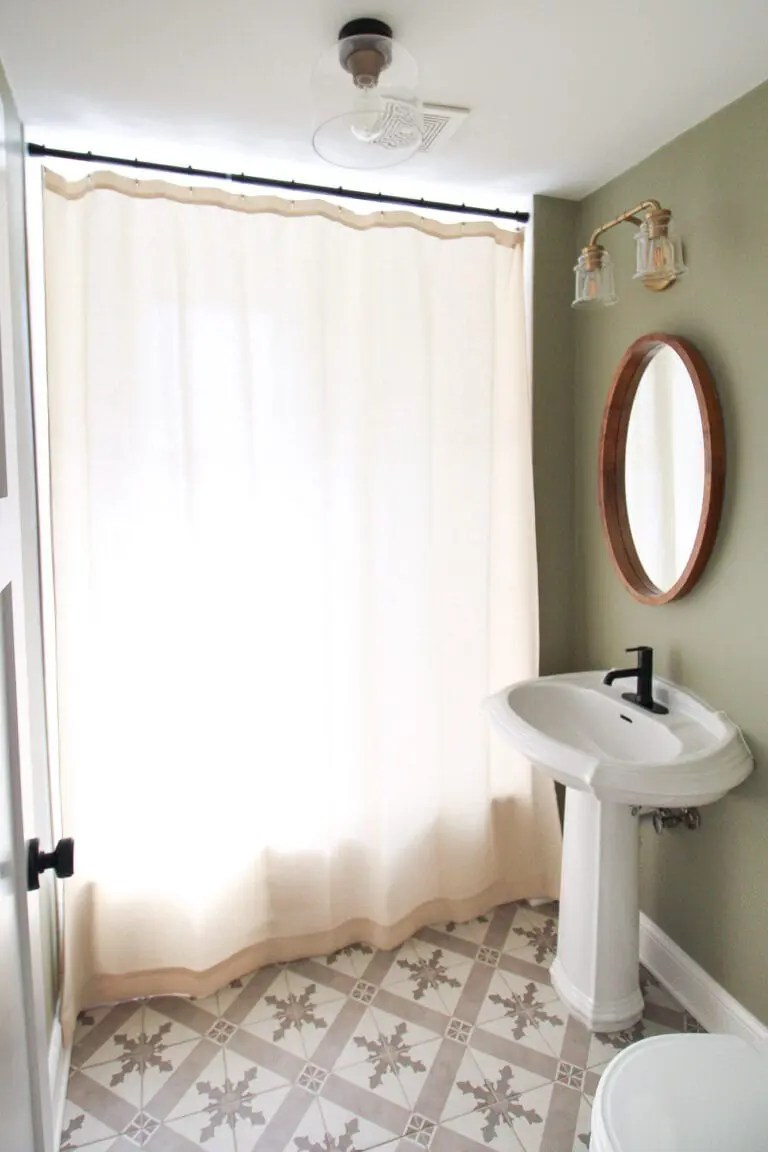 Extra Long Shower Curtain My Favorites The Diy Playbook