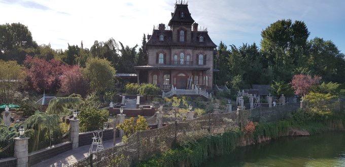 Phantom Manor from September 2018