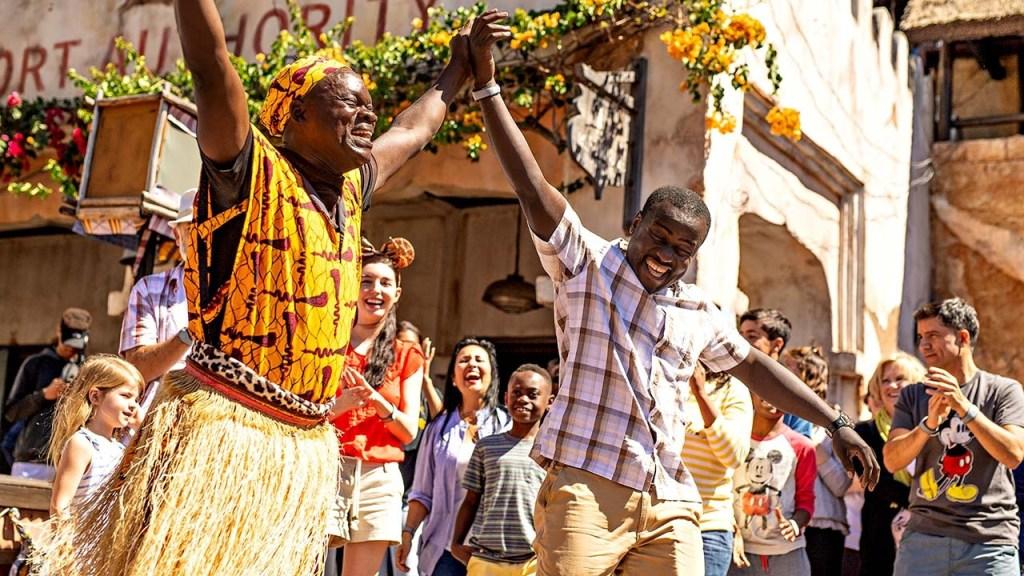 The Lion King & Jungle Festival Djemba joy village