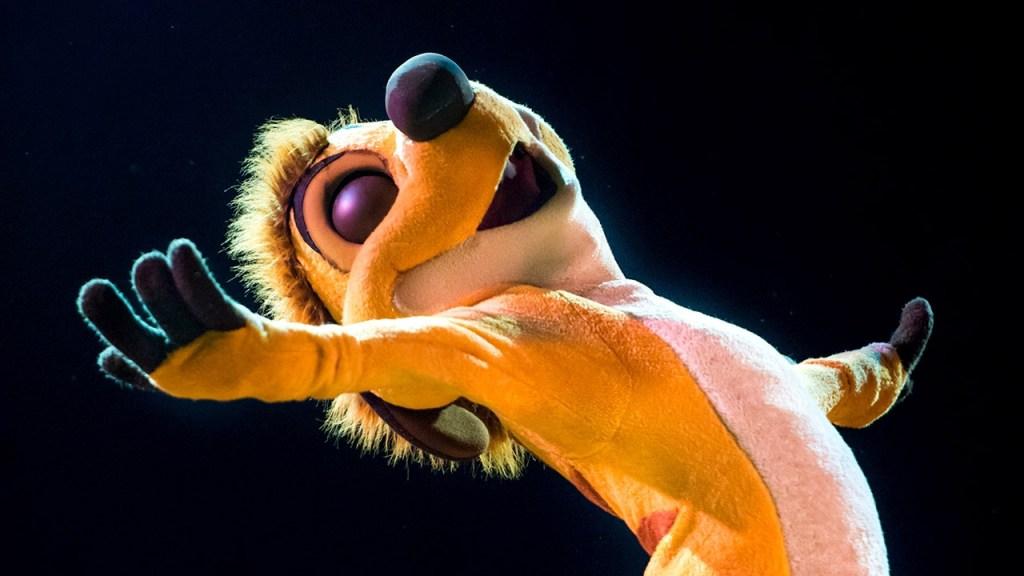 The Lion King & Jungle Festival Timon's MataDance
