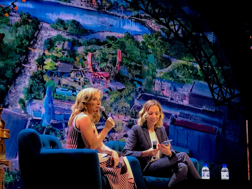 Walt Disney Studios Park Expansion Catherine Powell
