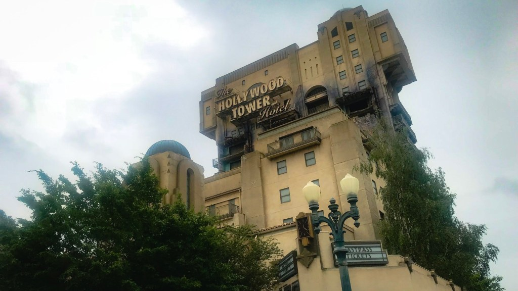Halloween 2019 Tower of Terror