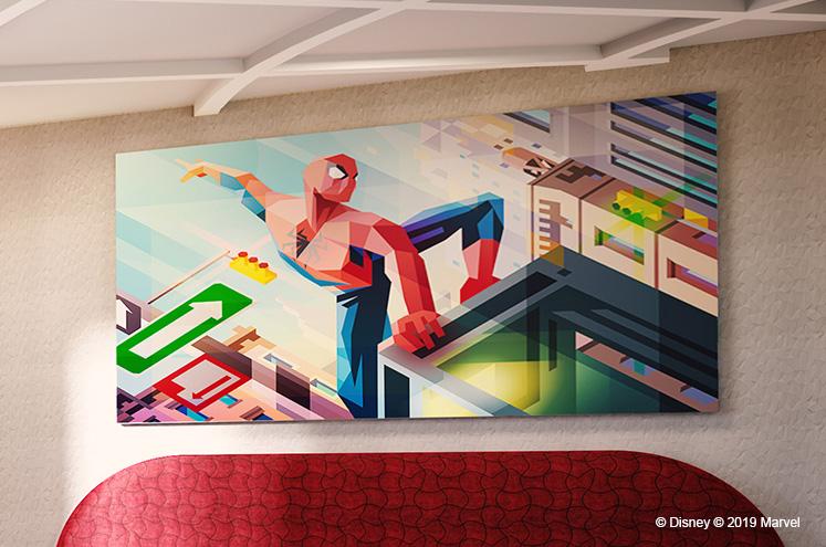 Marvel Spider-Man artwork