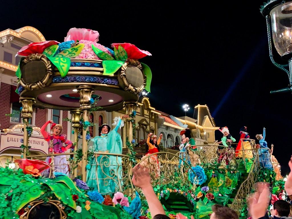 Disneyland Park Celebrations Make Your Choice