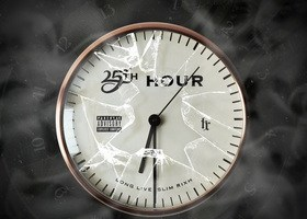 "Tino Loud dropped his new mixtape ""25th Hour"""