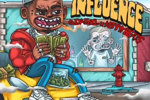 "Q Da Fool Teams Up With Kenny Beats For ""Bad Influence"" EP"