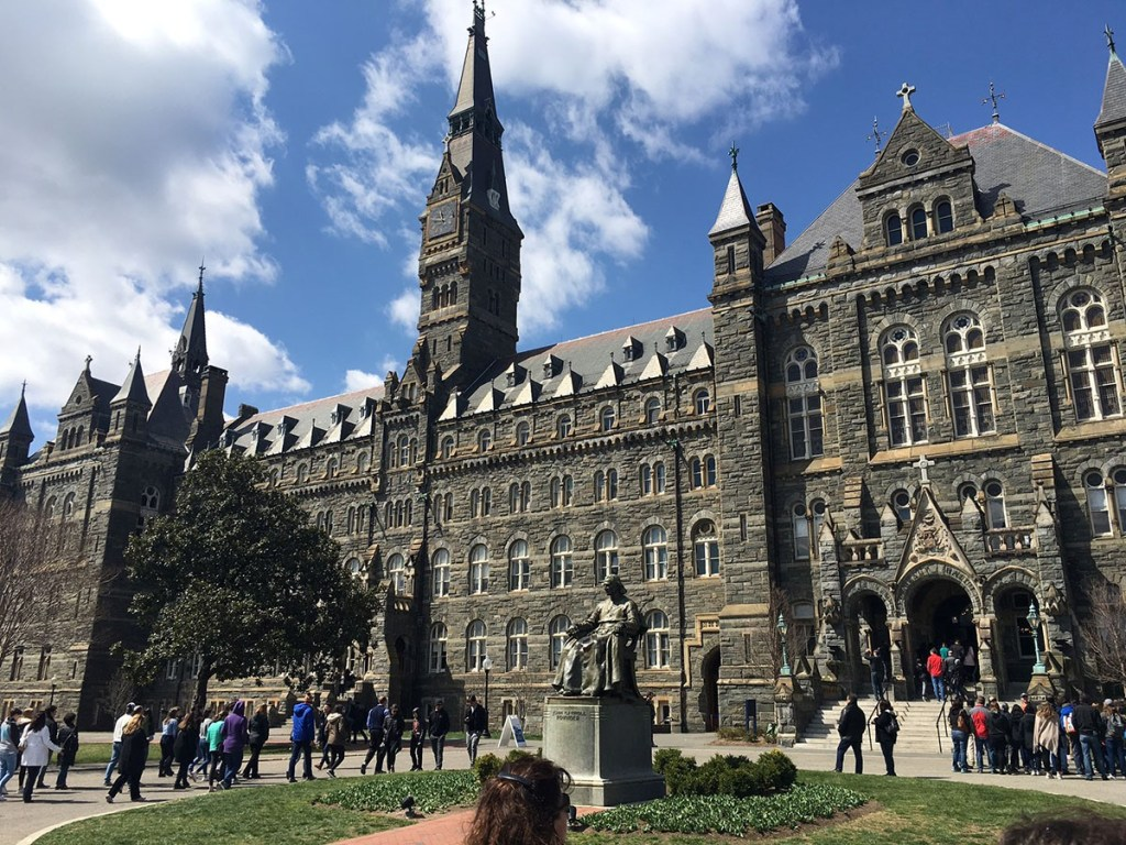 Georgetown Admissions Scandal