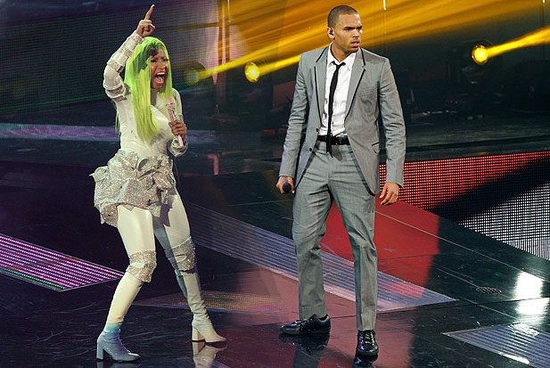 Chris Brown Nicki Minaj