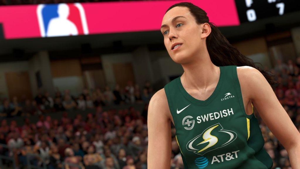 WNBA NBA 2K20