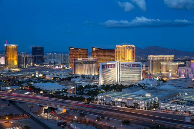 MGM Resorts shutting down Las Vegas buffets amid COVID-19 outbreak.