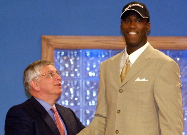 On This Day in 2001, the Washington Wizards Draft Kwame Brown