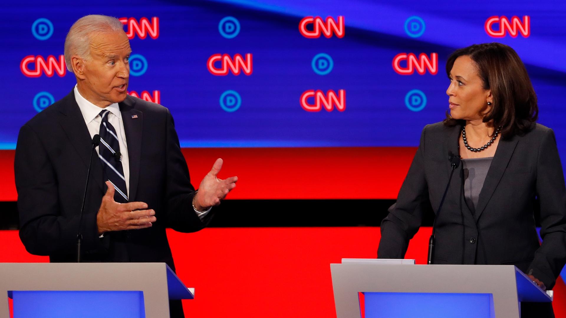 Joe Biden Chooses Kamala Harris as his Running Mate in the 2020 Presidential Election