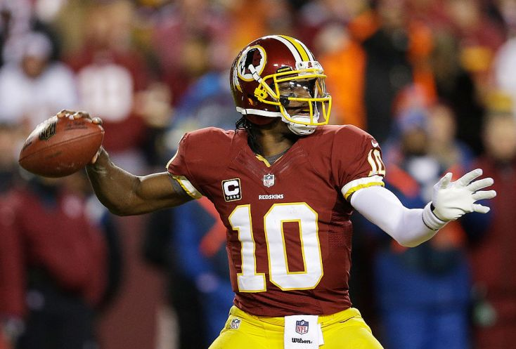 On this Day in NFL History: Robert Griffin III wins his NFL Debut against the New Orleans Saints