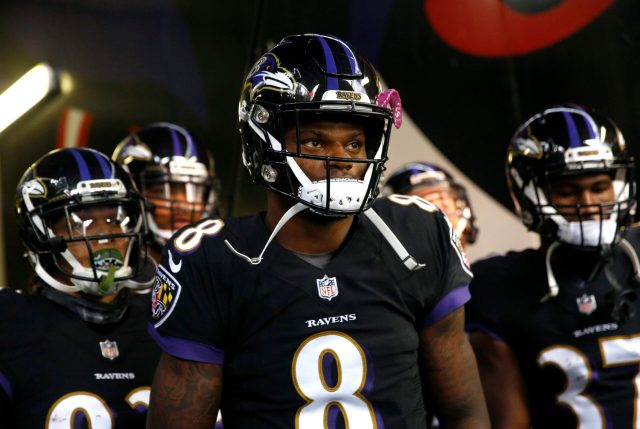 One Year Ago Today: Baltimore Ravens set a Franchise Record for Points in a Game