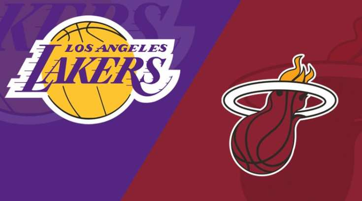 NBA FINALS GAME 1: Lakers take the Heat