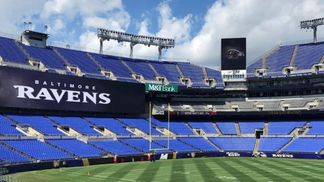 Baltimore Ravens Will Not Host Any Fans Against Tennessee Titans