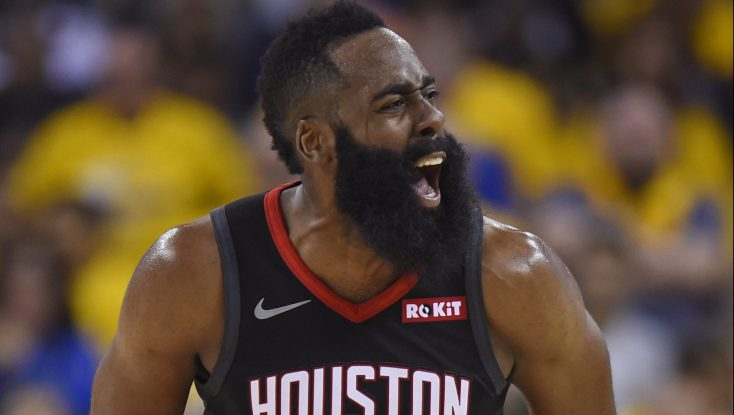Harden Rejects Historic Contract Extension from Houston Rockets