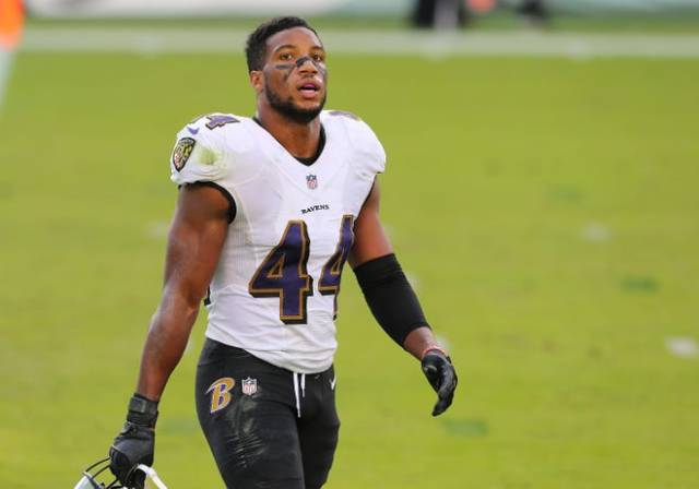 Ravens CB Marlon Humphrey Activated & Take off Reserve/COVID-19 List