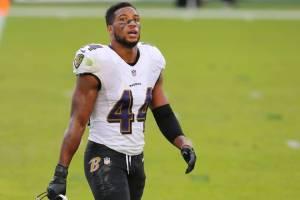 Ravens CB Marlon Humphrey Activated & Take off Reserve/COVID-19 List
