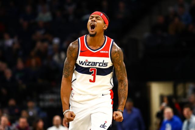 Bradley Beal Leads Eastern Conference Guards in All-Star Voting