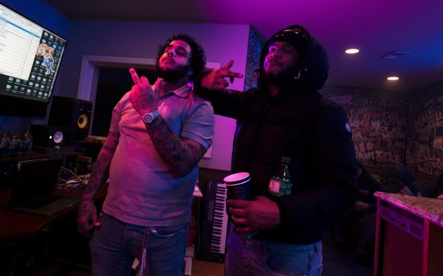 Major DMV Collaboration Q Da Fool & Trizz Bangin