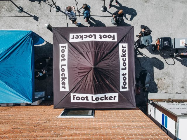 Footlocker Hosts Community Event in West Baltimore