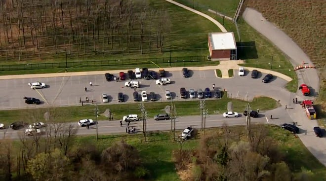 Active Shooter Dead in Frederick, Maryland