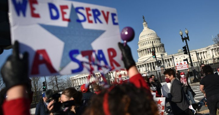 The House Democrats Pass A Bill To Make D.C. 51st State