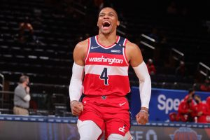Russell Westbrook breaks NBA's All-Time Triple Double record