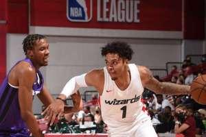 Washington Wizards Lose First Summer League Game to Sacramento Kings